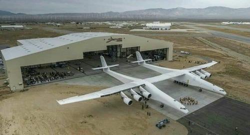 Дэлхийн хамгийн том онгоц