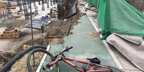 """""""Suruga development"""" компани ням гариг гэхэд дугуйн замыг чөлөөлөхөө мэдэгдэв"""