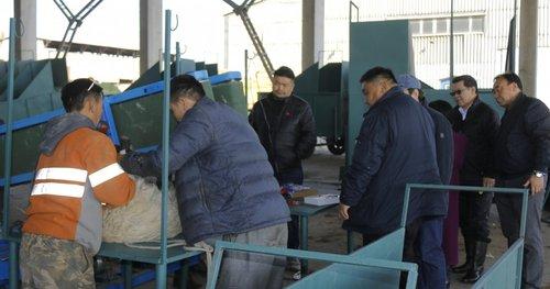 Мал аж ахуйн үйлдвэрлэлд тоног төхөөрөмжүүдийг нэвтрүүлэн ашиглана