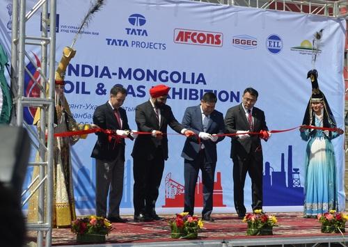 """""""Энэтхэг-Монголын газрын тос, хийн үзэсгэлэн""""-г анх удаа зохион байгуулж байна"""
