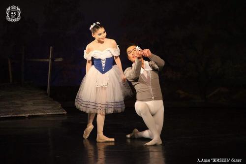 О.Анужин: Жульетта бол эмэгтэй жүжигчин бүрийн мөрөөдөл
