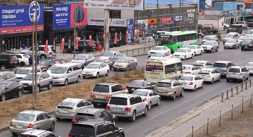 """""""Жайка""""-гаас Монгол Улс дахь авто ослын тоог бууруулах төслийг эхлүүллээ"""