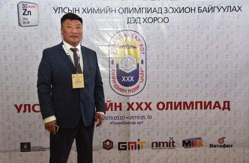 Р.Улаанхүү: Монгол Улсад химийн үйлдвэрлэлийн салбар хөгжих үндэс нь бэлэн болсон