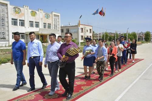 Г.Ганжигүүр: Монгол Улсын иргэний үүргээ нэр төртэй биелүүлэх боломжийг алба минь олгосон