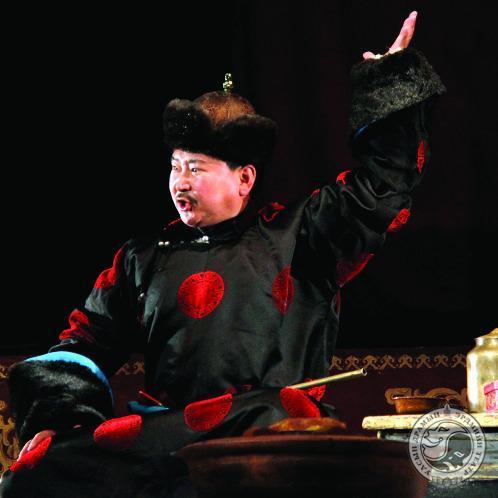 Б.Отгонбат: Агуулгын гол нь монгол адуу, монгол морь