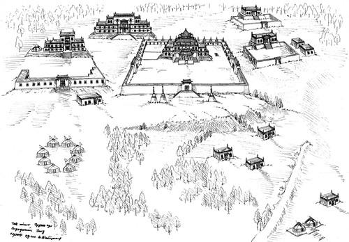 ТҮҮХИЙН СУДАЛГАА: 300 жил далд оршсон Сарьдагийн хийдийн нууцыг дэлгэнэ
