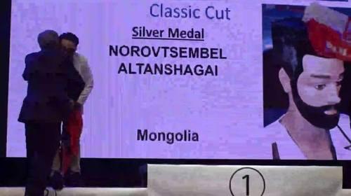 """""""Хос Шагай""""-н Н.Алтаншагай дэлхийд дахин ур чадвараа гайхууллаа"""