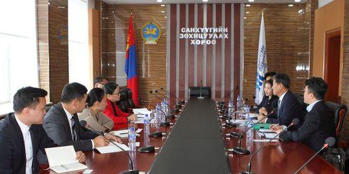 Солонгосын үнэт цаасны санхүүжилтийн корпорацитай хамтран ажиллана
