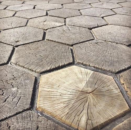 Танд хэрэгтэй санаанууд: Модоор шал, ханаа чимэглээрэй