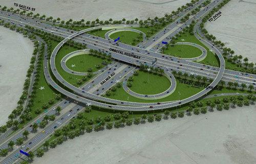 Улаанбаатар хот хоёрдугаар түвшний, тойрог хэлбэртэй хурдны замтай болно