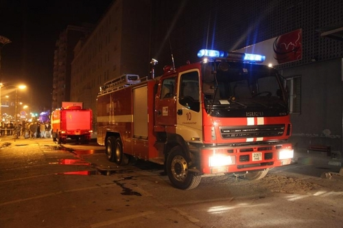 Өнгөрсөн долоо хоногт нийслэлд 11 гал түймрийн осол гарчээ
